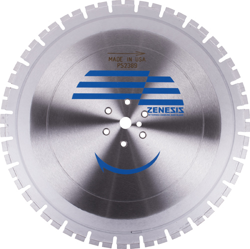 ZENESIS WALL SAW BLADE
