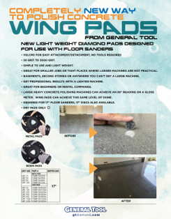 Wing Pads